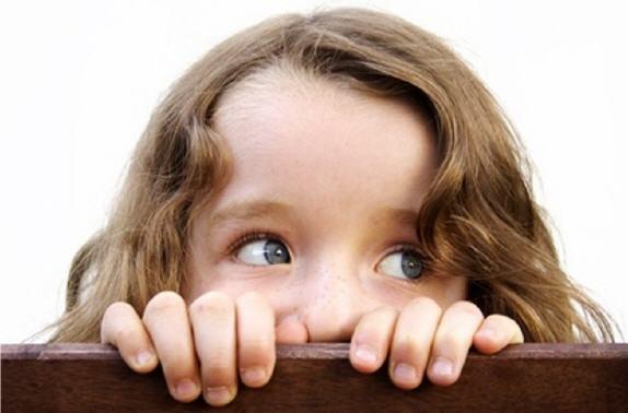 El posible origen de los miedos infantiles
