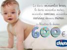 «600 pasos para hacerte sonreír y cuidar de tu bebé», consigue descuentos para productos Chicco