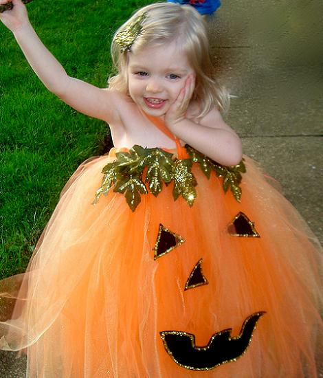 Disfraz casero para halloween calabaza divertida - Disfraz halloween casero ...
