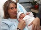 Gerard es el primer bebé de 2013