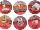 Juguetes caseros: Animales con tapones de corcho