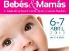 La Feria de Bebés & Mamás de nuevo en Barcelona