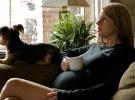 La cafeína durante el embarazo no es tan peligrosa