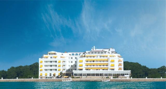 Hotel para embarazadas: Gran Hotel La Toja