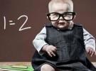 Los bebés nacen sabiendo matemáticas