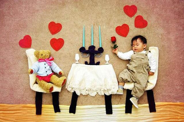 Queenie Liao o cuando el sueño del bebé se convierte en arte