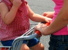 Demasiados accidentes de bebés en los carritos del supermercado