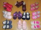 Consejos para limpiar los zapatos de los bebés