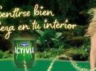 Shakira y Activia nos animan a cuidarnos por dentro