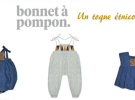Moda de bebé: Colección primavera-verano 2014 de Bonnet à Pompon