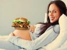 Mayor riesgo de nacimiento prematuro si comes mal durante el embarazo