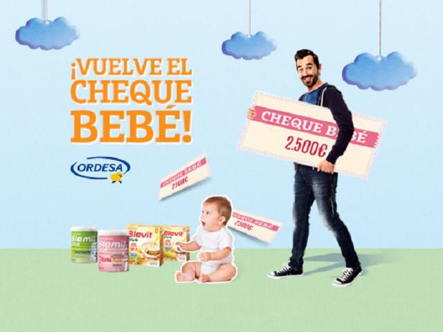 Vuelve el cheque-bebé de Ordesa con Santi Millán