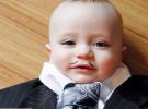 Baby Suiting o cómo convertir a los bebés en adultos