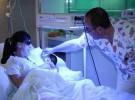 La fototerapia en recién nacidos, mejor con mamá