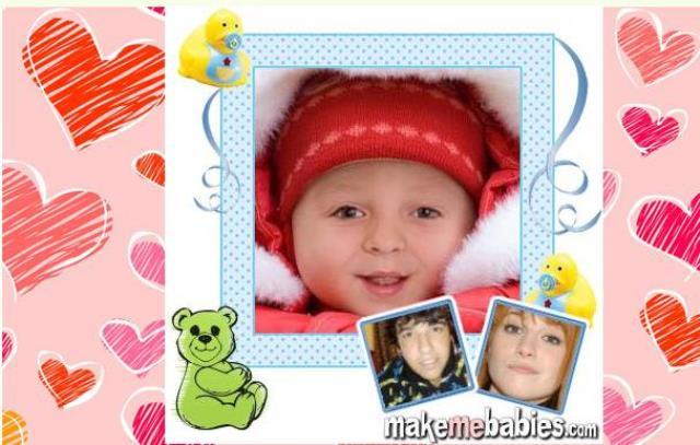 Make Me Babies: juega a ver como será la cara de tu bebé