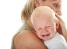 Las madres con ansiedad tienen bebés más llorones