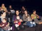 Sesión especial de cine para disfrutar con el bebé
