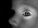 Mi bebé tiene ojos grises