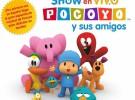 Show en vivo de Pocoyó y sus amigos para los más pequeños