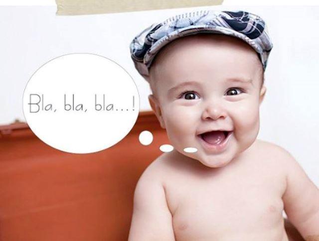 Descubre como aprende a hablar tu bebé
