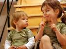 Los niños mayores utilizan más sustantivos, los medianos y pequeños más verbos