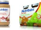 Nuevos potitos y zumos de Nutribén