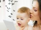 El cerebro del bebé puede almacenar cualquier sonido verbal