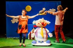El Principal a gatas, teatro para bebés en Burgos
