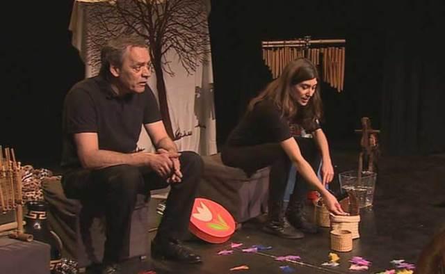 Espectáculos para bebés en el Teatro del Barrio de Madrid