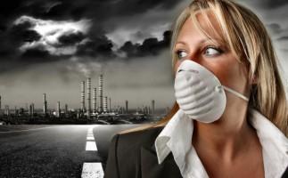 La contaminación del aire en el embarazo daña los pulmones del bebé