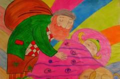 Personajes tradicionales navideños: Apalpador o Pandigueiro