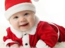 Disfruta de la Navidad con el bebé de un año