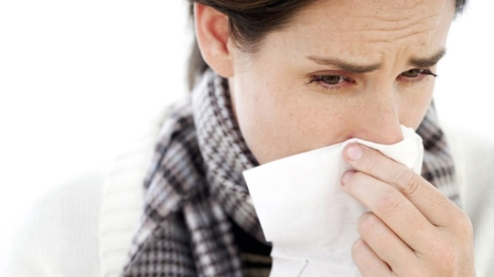 evitar gripe embarazo