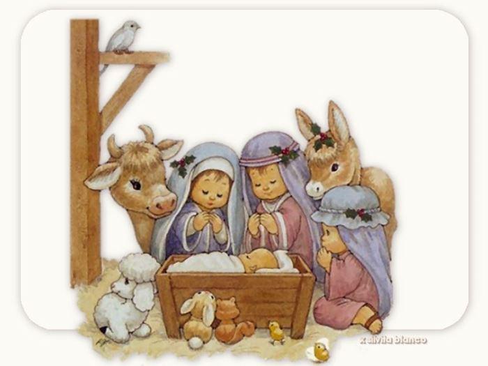 Poema de Navidad: el Portal de Belén