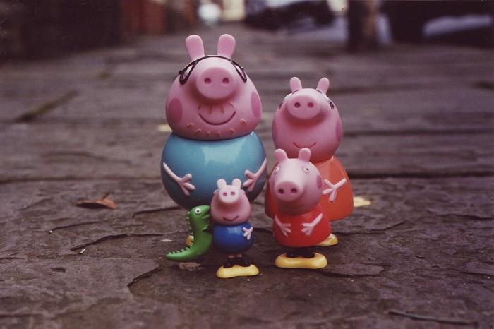 Peppa Pig es considerada ofensiva en los libros de texto de Reino Unido