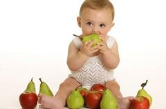 Buenos hábitos alimentarios, bebé más sano