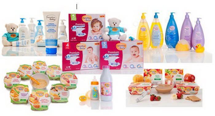 Carrefour Baby nos muestra sus nuevos productos