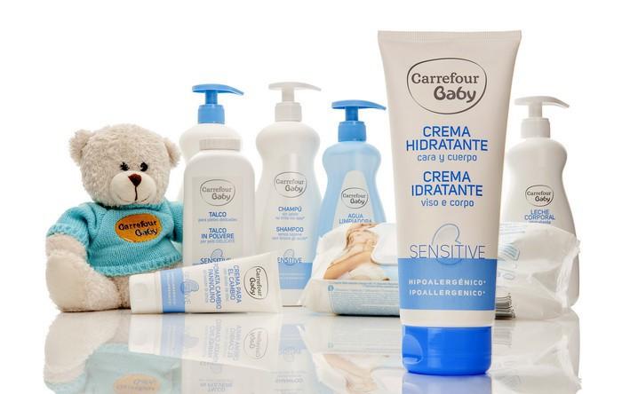 Productos de higiene Carrefour Baby