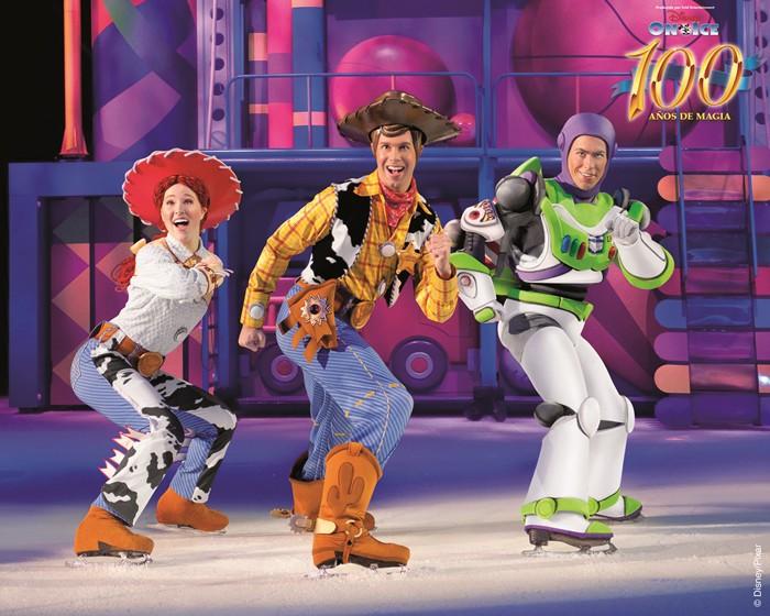 Actividades infantiles con Disney On Ice en el Centro Comercial Islazul