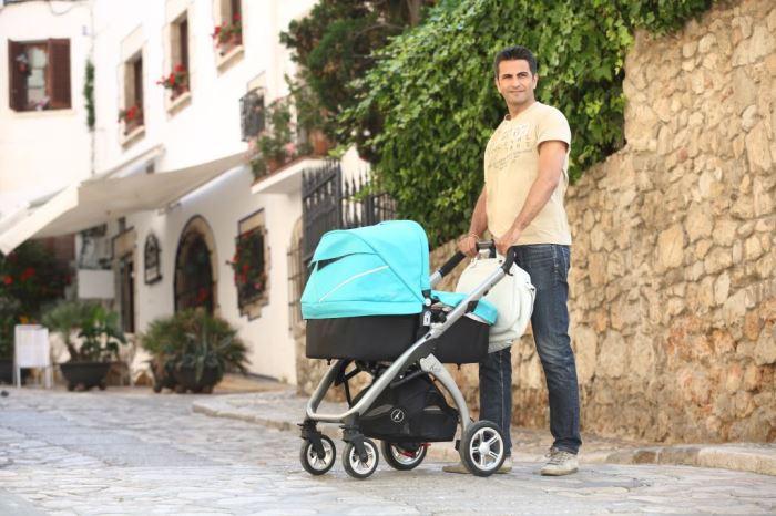 sillas paseo bebés prácticas