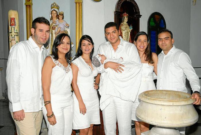 los padrinos del bautismo