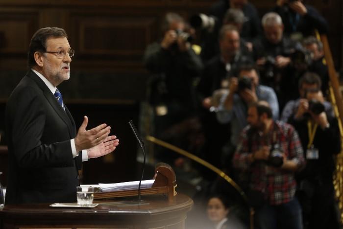 Rajoy en el debate de la nación