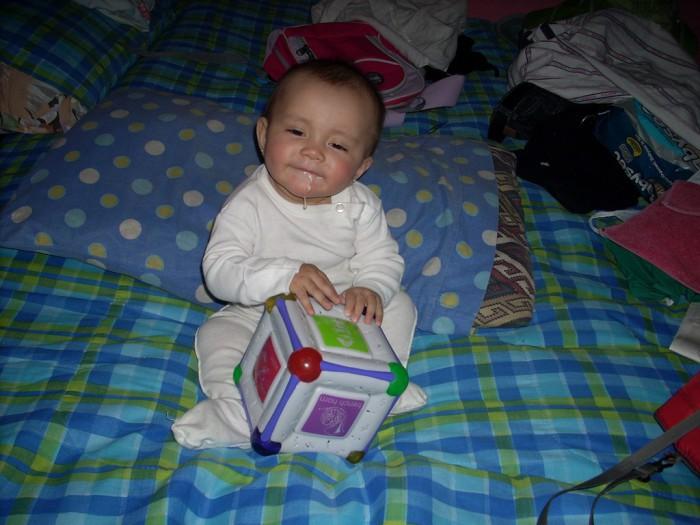 El reflujo es normal en bebés