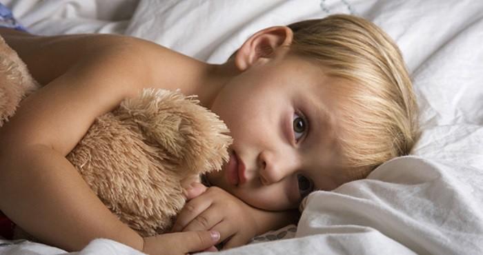 Tipos de insomnio infantil y sus causas