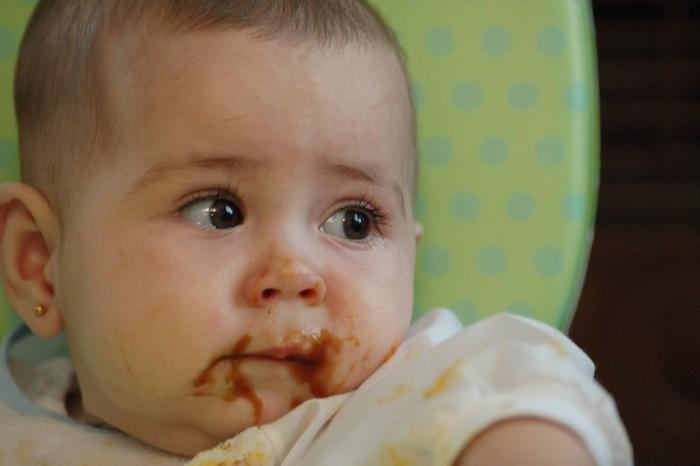 La correcta alimentación de tu bebé