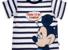 camiseta marinera Mickey