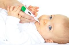 Cuándo ir a urgencias si el niño tiene fiebre