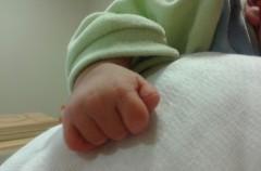 Un bebé que nació dentro del saco amniótico