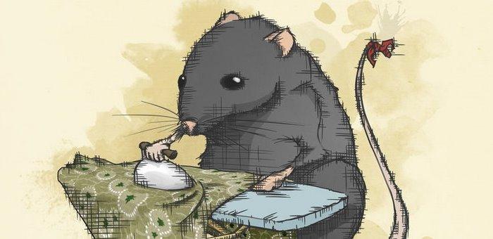 cancion una rata vieja
