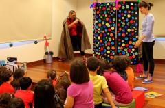 La Hora del Cuento, aprende a contar cuentos a los niños en Valencia